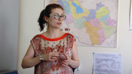 IS THERE GENDER DISCOURSE IN ARMENIA?