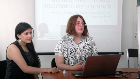 BUSINESSWOMEN OF GYUMRI MAKE ONLY 25 PERCENT OF THE BUSINESSMEN IN THIS REGION