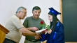 ALUMNI OF FACULTY OF HISTORY GET GRADUATION DIPLOMAS