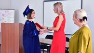 "FACULTY OF SOCIOLOGY HANDS GRADUATION DIPLOMAS TO ALUMNI OF ""HUMAN RESOURCES MANAGEMENT"" MASTER PROGRAM"