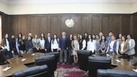 YSU STUDENTS VISITED RA NATIONAL ASSEMBLY