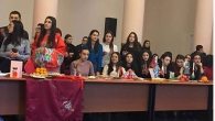 """INTERNATIONAL NEW YEAR"" AT THE FACULTY OF INTERNATIONAL RELATIONS"