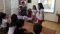 LESSONS OF RUSSIAN FOR CHILDREN OF UNIVERSITY EMPLOYEES PROVIDED BY RUSSIAN CENTRE TO START