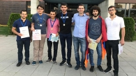 YSU TEAM GETS GOLDEN AND SILVER MEDALS AT INTERNTIONAL MATHEMATICS COMPETITION FOR  UNIVERSITY STUDENTS