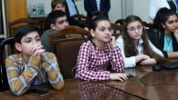 "PUPILS OF ""MKHITAR SEBASTATSI"" EDUCATIONAL COMPLEX VISITED YSU FACULTY OF RADIOPHYSICS"