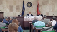 LETTERS OF ARAM MANUKYAN WERE PRESENTED TO OUR SOCIETY