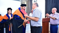 "CEREMONY OF HANDING DIPLOMAS TO GRADUATES OF ""PUBLIC RELATIONS AND COMMUNICATION TECHNOLOGIES"" MASTER PROGRAM"