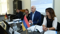 GERMAN EXPERTS DELIVERED A LECTURE AT YSU FACULTY OF LAW