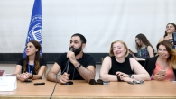 SINGER SEVAK KHANAGHYAN WAS RECEIVED AT YSU