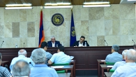 CANCELLATION OF POSTAGE STAMP, CHANGES IN REGULATIONS AND AWARDS: MEETING OF YSU ACADEMIC COUNCIL TAKES PLACE