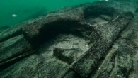 ANCIENT EGYPTIANS' SHIP WRECK DESCRIBED BY HERODOTUS DISCOVERED AT THE BOTTOM OF THE NILE