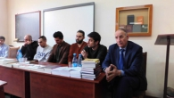 STUDENTS OF THE FACULTY OF ARMENIAN PHILOLOGY GET BOOKS OF MODERN ARMENIAN LITERATURE