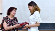ALUMNI OF FACULTY OF RUSSIAN PHILOLOGY GET THEIR GRADUATION DIPLOMAS