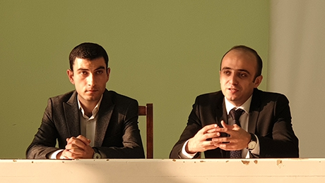 LECTURE ON THE LEGAL REGULATION OF THE ARTSAKH ISSUE AT YSU