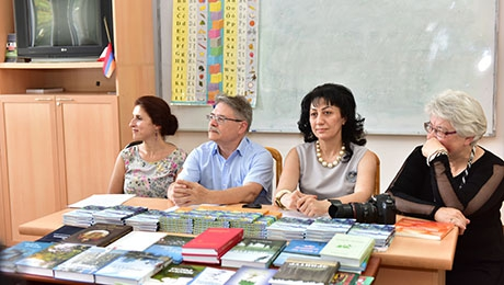 YSU FACULTY OF RUSSIAN PHILOLOGY HOSTS CONTEMPORARY RUSSIAN WRITERS