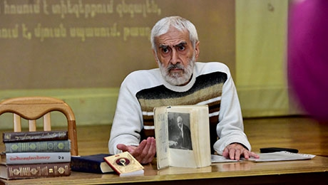 """TUMANYAN'S PATRIOTIC MISSION HIGHLIGHTED IN MODERN PHILOSOPHY"" LECTURE IN YSU CULTURAL CENTRE"