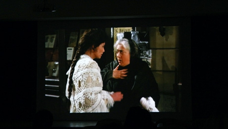 THE MOST FAMOUS FILM ABOUT THE ARMENIAN GENOCIDE WAS SHOWN AT YSU
