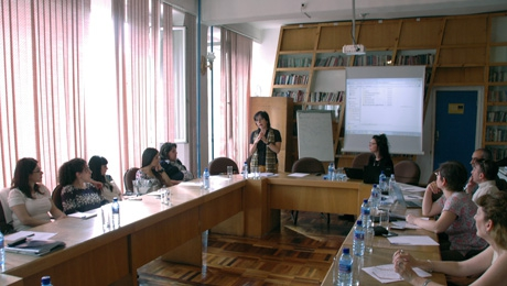 "PARTICIPANTS OF THE PROJECT ""HEN-GEAR"" DISCUSSED FUTURE PLANS"