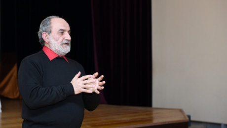 LECTURE ABOUT OLD ARMENIAN TARAZ