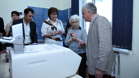 THE NEW LABORATORY WILL SERVE AS A PLATFORM FOR NEW SCIENTIFIC ACHIEVEMENTS