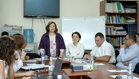 THE EFFICIENT USE OF WATER RESOURCES WAS DISCUSSED