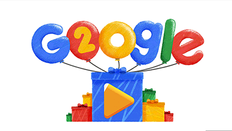 GOOGLE SEARCH SYSTEM CELEBRATES  its 20TH ANNIVERSARY