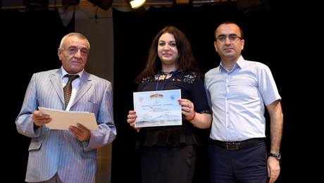 ANOTHER GENERATION GRADUATED FROM DIASPORA SUMMER SCHOOL
