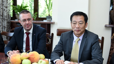 ARMENIAN-CHINESE COOPERATION EXPANDS