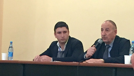 CONFERENCE DEDICATED TO HOVHANNES TUMANYAN'S 150TH ANNIVERSARY