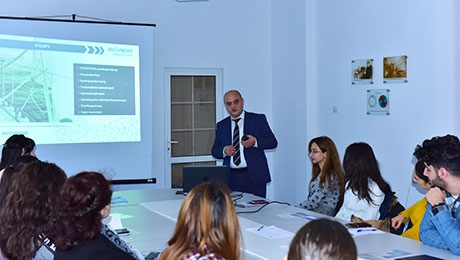 """WE SHARE OUR EXPERIENCE WITH OUR STUDENTS"": VAHAN OHANJANYAN"