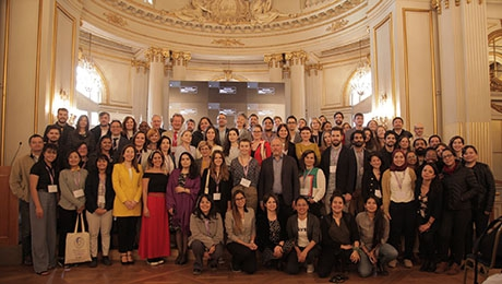 IN BUENOS AIRES YSU STUDENTS TAKE PART IN GLOBAL TRAINING DEDICATED TO NEW TECHNOLOGY INFLUENCE