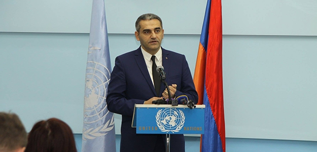 UNESCO CHAIR ON EDUCATION AND PREVENTION OF GENOCIDE AND OTHER ATROCITY CRIMES IS ESTABLISHED AT YEREVAN STATE UNIVERSITY.