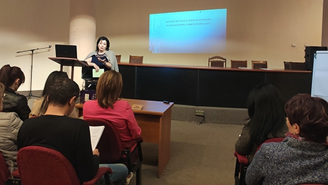 """PSYCHOLOGICAL EVALUATION OF FUTURE SPECIALISTS"": A SEMINAR AT YSU"
