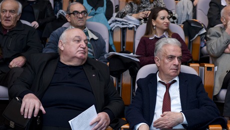 SECOND PAN-ARMENIAN SCIENTIFIC CONFERENCE KICKED OFF