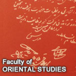 Faculty of Oriental Studies