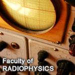 Faculty of Radiophysics